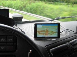 Becker Navigationsgerät