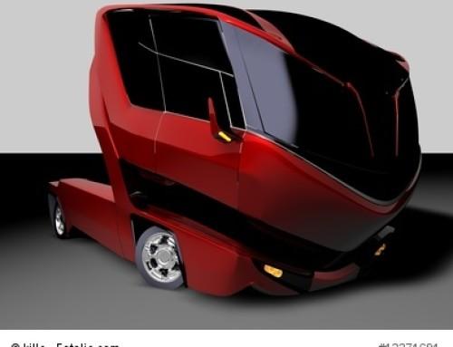 Autonomes Lkw Fahren : Der Güterverkehr der Zukunft